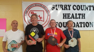 50-64 4.0 Mens Doubles 2017 Mayberry Tournament