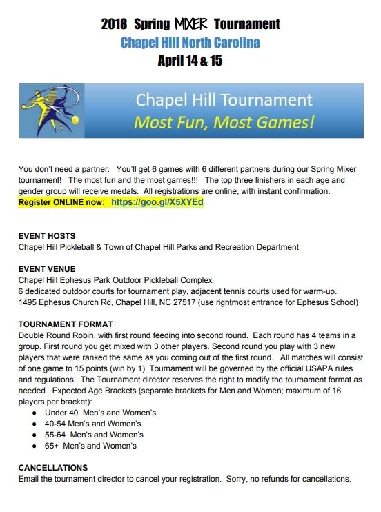 Chapel Hill 1