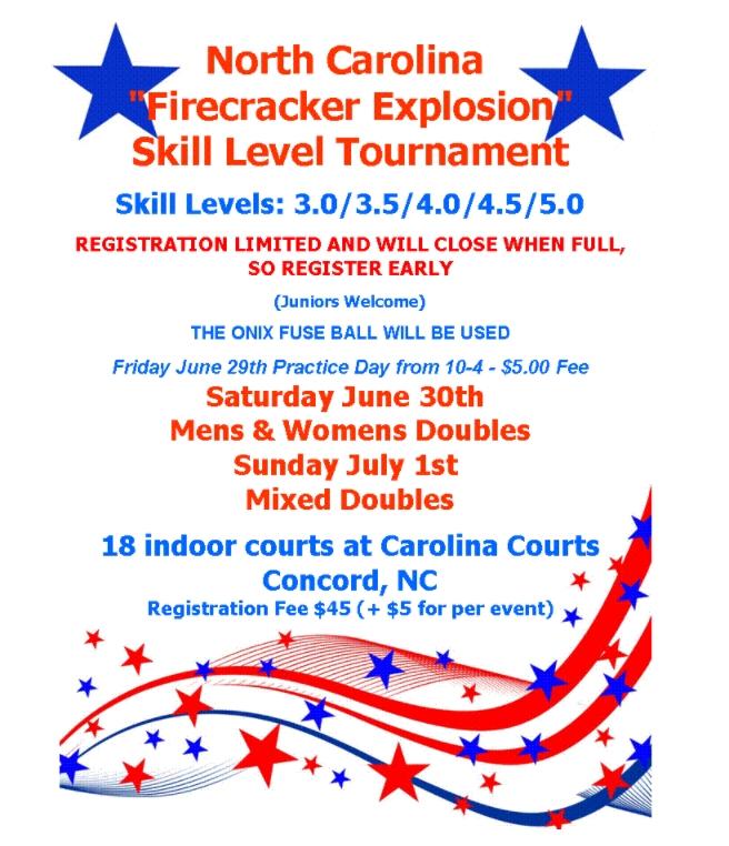 Firecracker Explosion 2018